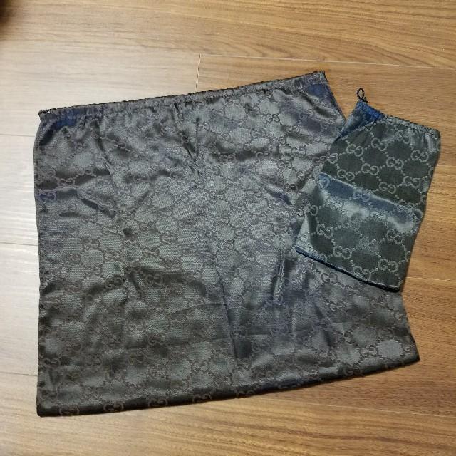 グッチ スーパーコピー 激安 - Gucci - GUCCI袋二点セットの通販 by まいち's shop