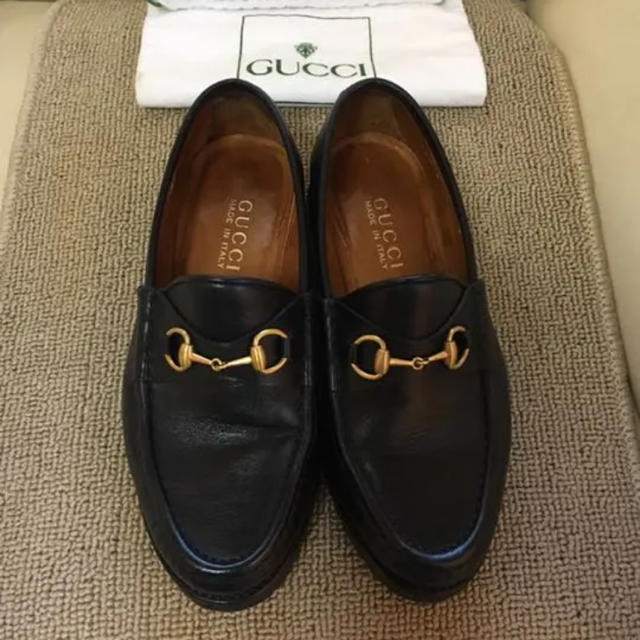 Gucci - GUCCI Loafer 🖤の通販 by uki's shop
