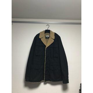 m c l アクセサリー | Gucci - 【年末セール】GUCCI 18AW ロゴボアジャケットの通販