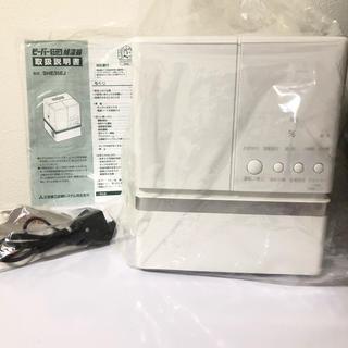 ミツビシ(三菱)のビーバー 加湿器 SHE35EJ-W(加湿器/除湿機)