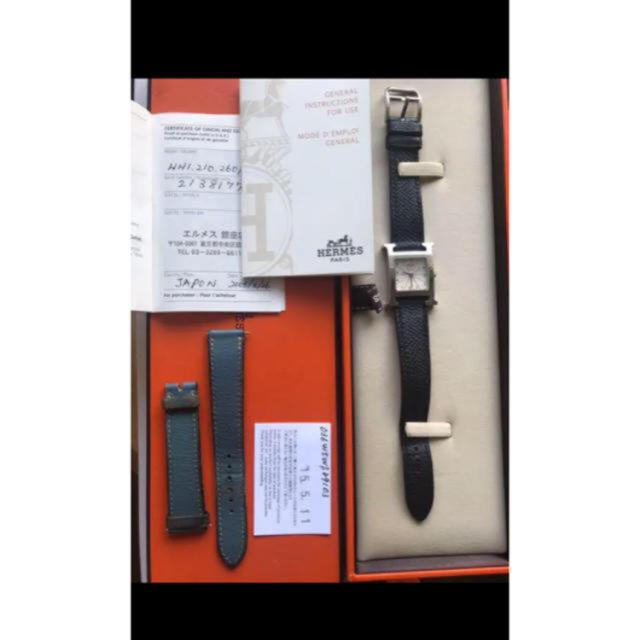 パテックフィリップ偽物 時計 激安 、 Hermes - Hermès Hウォッチの通販 by 5 MARKET