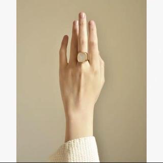 トゥデイフル(TODAYFUL)の刻印あり セリーヌ celine  リング(リング(指輪))