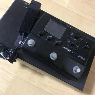 エフェクター(EFFECTOR)のLine6 HX STOMP DC Filter付き(エフェクター)