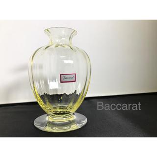 バカラ(Baccarat)の【美品】Baccarat バカラ✴︎花瓶(花瓶)