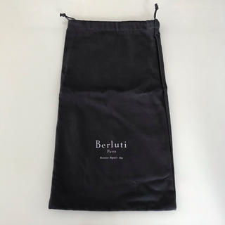 ベルルッティ(Berluti)の【新品・未使用】ベルルッティ シューズ袋(ドレス/ビジネス)
