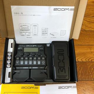 ズーム(Zoom)のZOOM G1X FOUR ギターエフェクター(エフェクター)