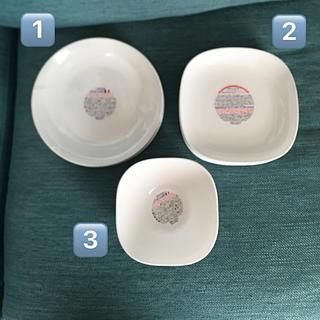 ヤマザキセイパン(山崎製パン)のヤマザキパンの白いお皿*17枚セット(食器)