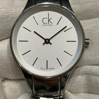 カルバンクライン(Calvin Klein)のカルバンクライン レディース  腕時計 電池交換済み k43231 スイス製(腕時計)