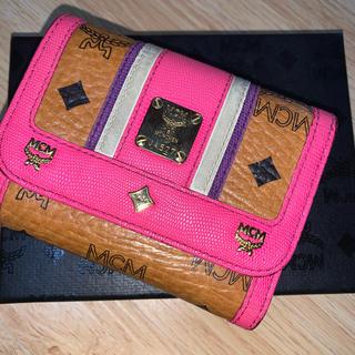 エムシーエム(MCM)のMCM 財布(財布)