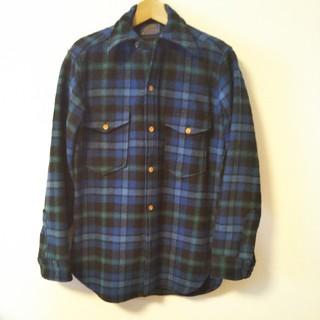 ペンドルトン(PENDLETON)のペンドルトン ヴィンテージウールシャツ サイズS(シャツ)