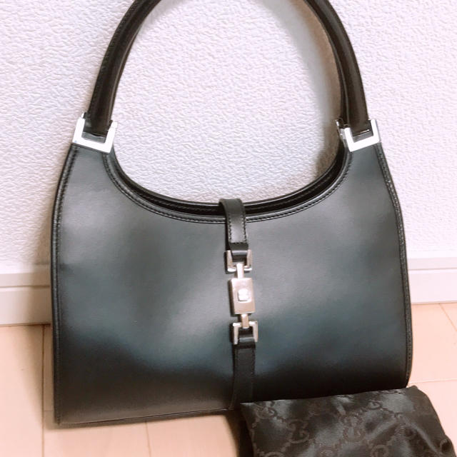Gucci - 《超美品》GUCCI(グッチ)ハンドバッグの通販 by ポルンガ's shop