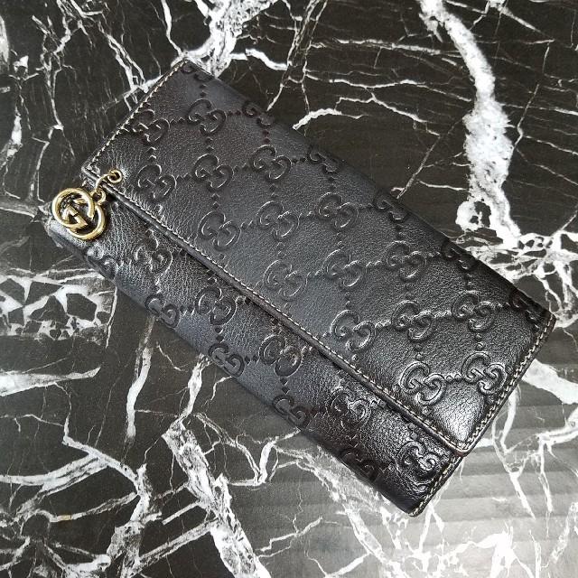 gmt針 | Gucci - 🌠GUCCI🌠 グッチ長財布 ブラウン系『本体のみ』の通販 by HIRO's shop