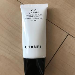 シャネル(CHANEL)のシャネルCCクリーム(BBクリーム)