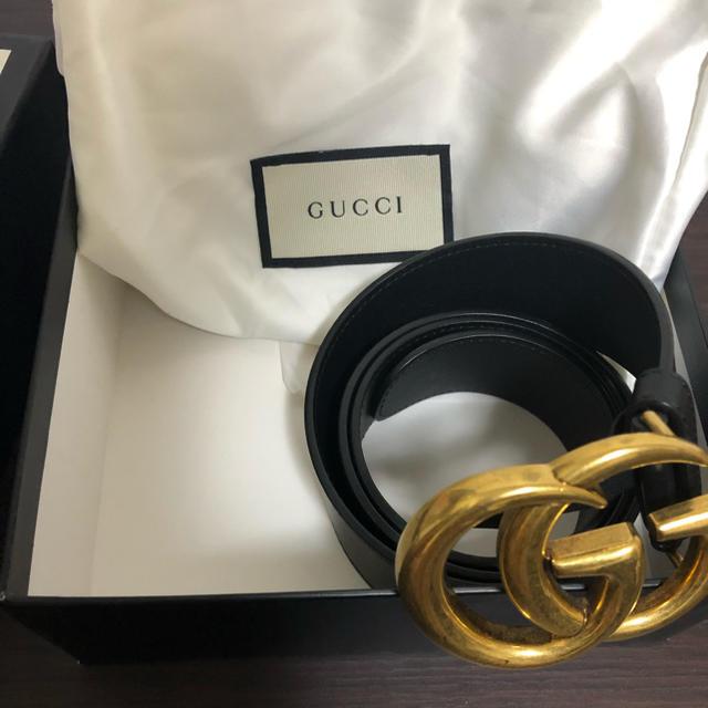グッチ ベルト 偽物 見分け 写真 、 Gucci - GUCCIのベルトの通販 by しゅんちゃん's shop