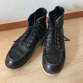 ホーキンス(HAWKINS)のホーキンス ブーツ ハイカット レザー 25.5(ブーツ)