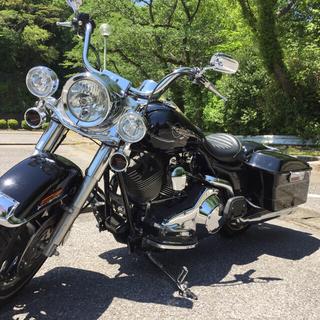 ハーレーダビッドソン(Harley Davidson)のH-Dロードキング(車体)