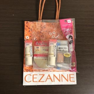 セザンヌケショウヒン(CEZANNE(セザンヌ化粧品))のおまけつき 新品未使用 セザンヌ 福袋 2020(その他)