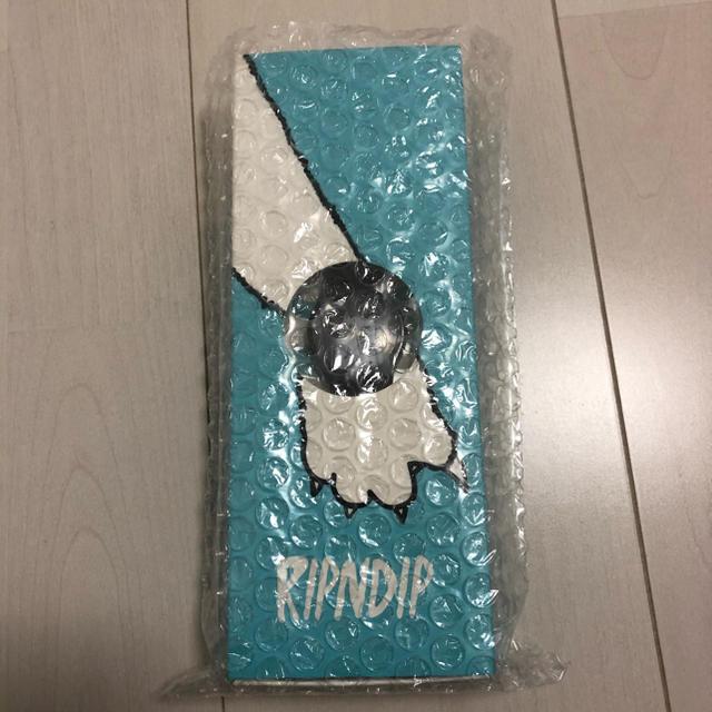 カルティエ コピー 税関 / ✩新品✩RIPNDIP 腕時計(ブラック)の通販 by りおん's shop