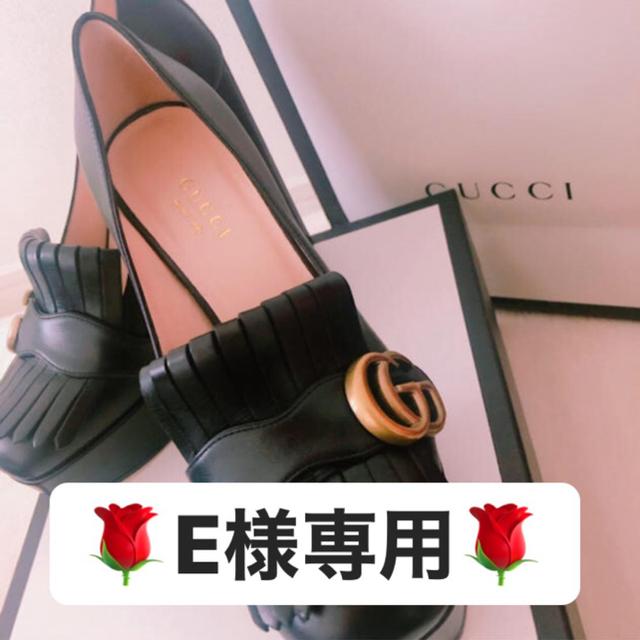 偽物 グッチ - Gucci - gucci ♥️パンプス(正規品)12/31まで値下げ中✨の通販 by ririy♡'s shop