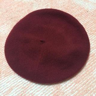 マジェスティックレゴン(MAJESTIC LEGON)のMAJESTIC LEGON ベレー帽(ハンチング/ベレー帽)