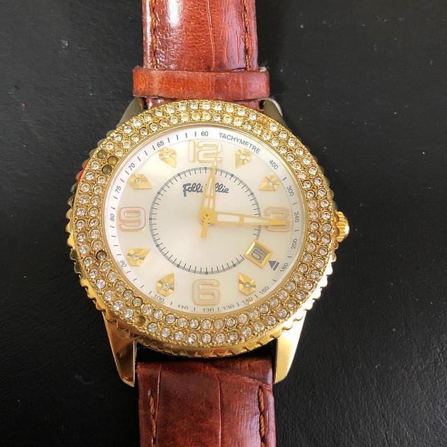 ダイ�ーズウオッ� 人気 | Folli Follie - フォリフォリ 腕時計�通販 by キキララ's shop