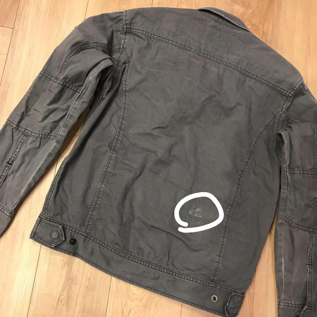 寅壱(トライチ)の寅壱 作業服 グレー M メンズのジャケット/アウター(その他)の商品写真