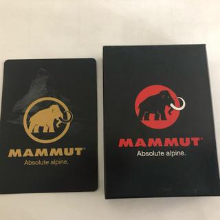 マムート(Mammut)のマムート  トランプ(登山用品)