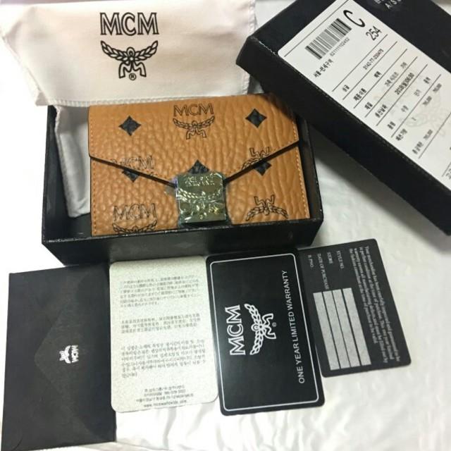 ウブロ 時計 コピー 正規品 - MCM - *MCM*〈パトリシア〉ヴィセトス 三つ折りウォレット の通販 by ピザカトmoe