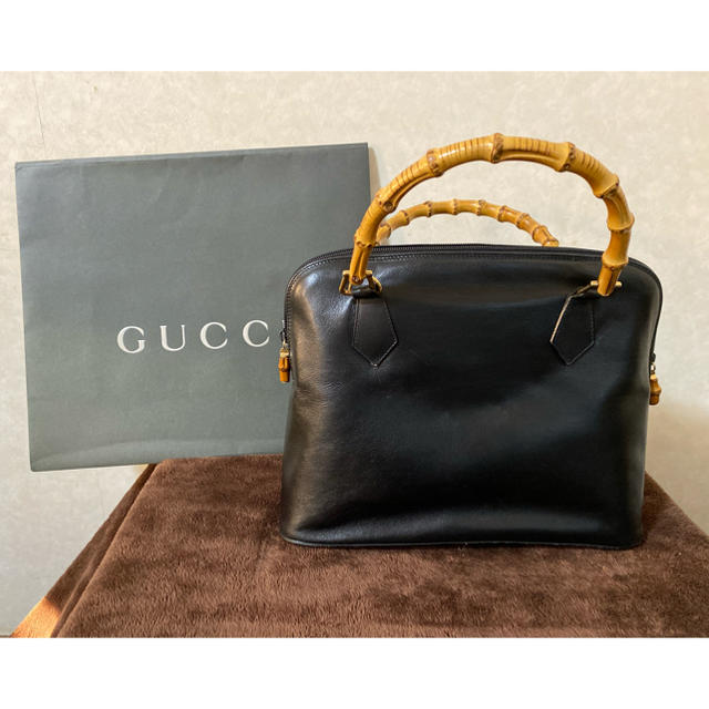 vaio z アクセサリー - Gucci - GUCCI グッチ バンブー バッグの通販 by yasu's shop