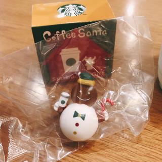 スターバックスコーヒー(Starbucks Coffee)のスタバ コーヒーサンタ ②(ノベルティグッズ)