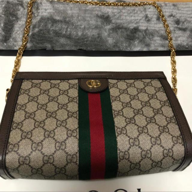 Gucci - グッチ ショルダーバッグの通販 by nene  shop