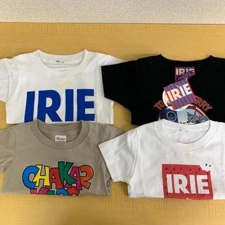 アイリーライフ(IRIE LIFE)の◆新品未使用◆irie lifeほか子供用Tシャツ 100サイズ 4枚セット(Tシャツ/カットソー)
