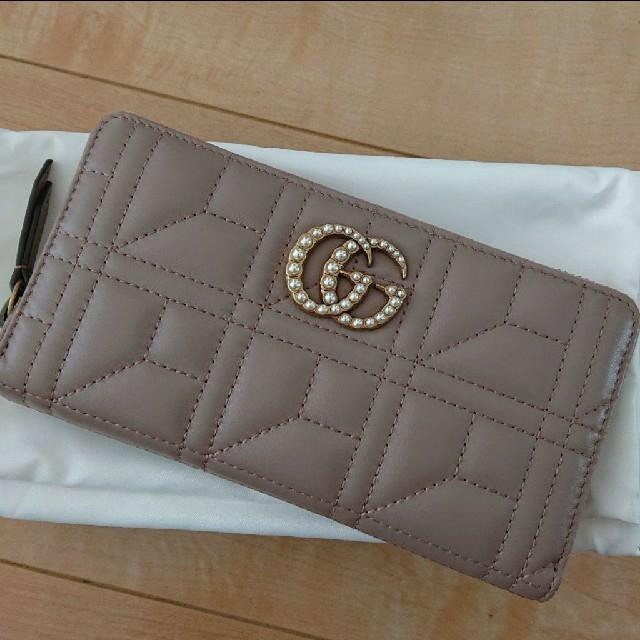 kaoru アクセサリー - Gucci - 新品未使用♡GUCCI マーモント 長財布 ビジュー 443123の通販 by ♡'s shop