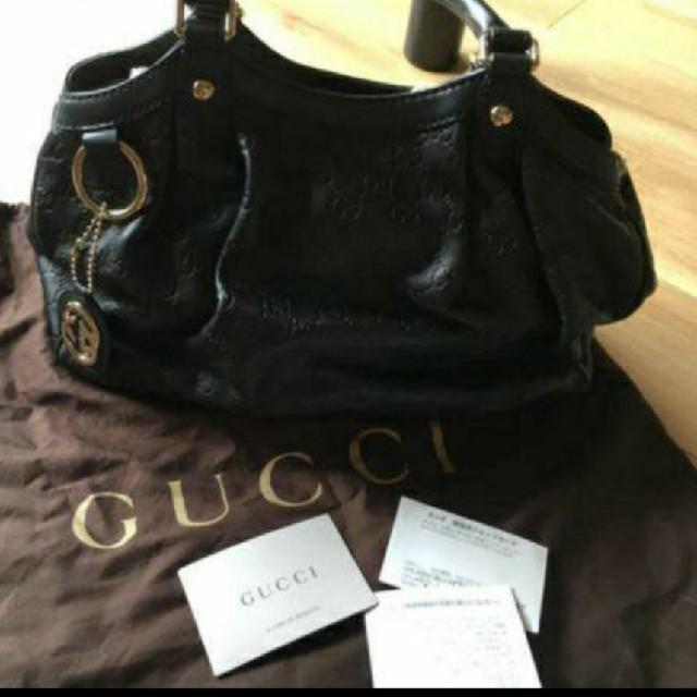 シャネル ムートンブーツ スーパーコピー時計 - Gucci - GUCCI バッグの通販 by りゅうりゅう's shop