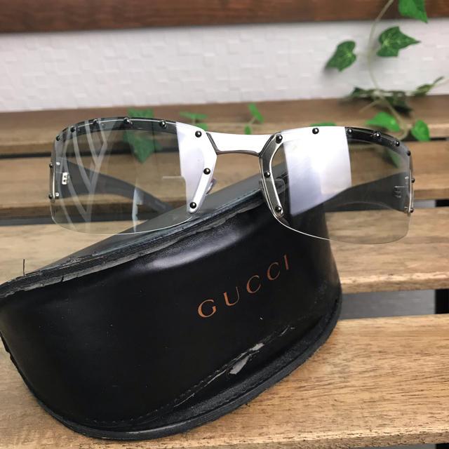 グッチ 長財布 スーパーコピー miumiu | Gucci - GUCCI  グッチ  スタッズ  サングラス  GG柄の通販 by Rina❤︎