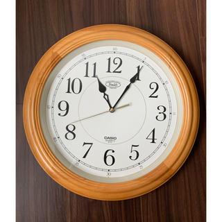 カシオ(CASIO)の掛け時計 カシオ(掛時計/柱時計)