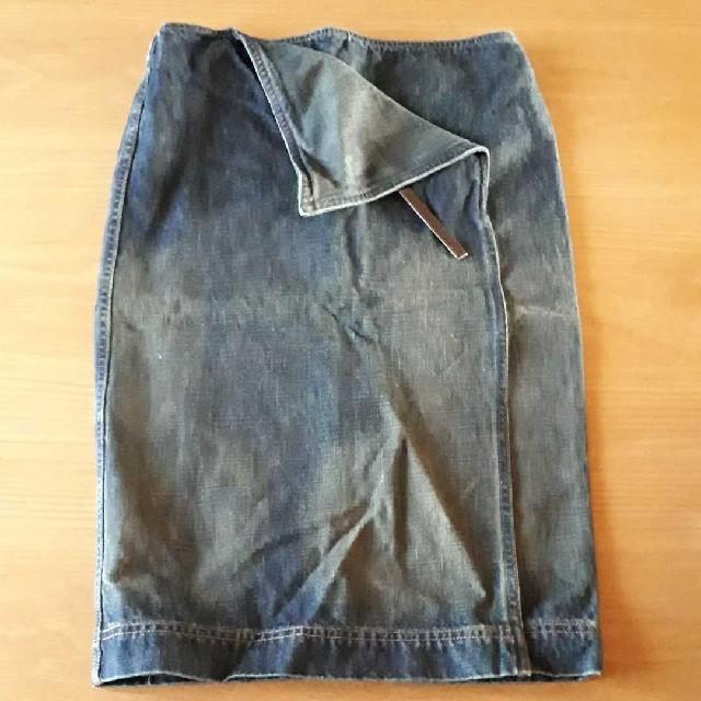 グッチ メンズ 長財布 コピー 0表示 | Gucci - グッチGUCCIデニムラップスカート 巻きスカート サイズ40 大人女子の通販 by Merci beaucoup'shop