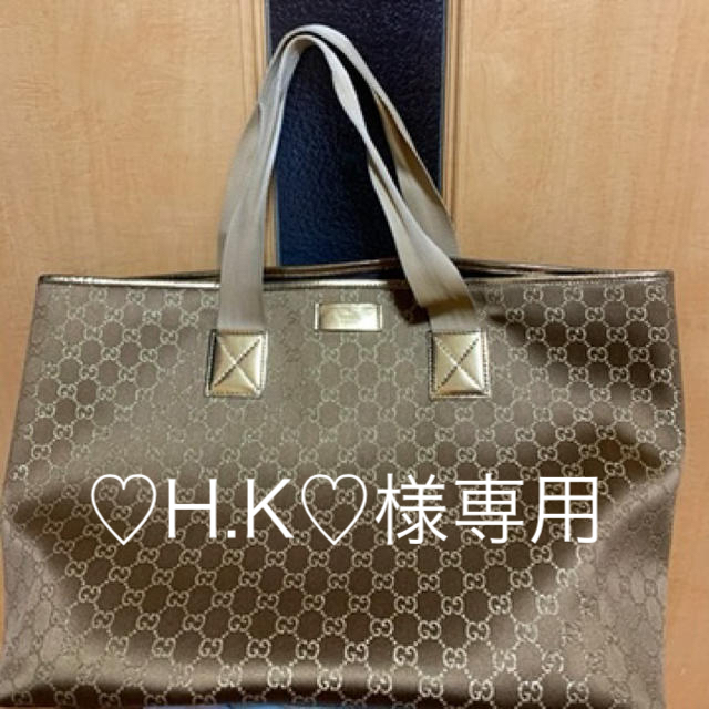chanel 財布 激安 代引き suica - Gucci - GUCCI グッチ トートバッグの通販 by なっつ's shop