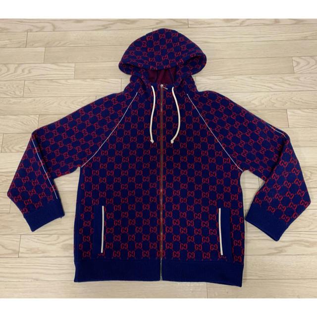 グッチ 財布 偽物 販売 line | Gucci - GUCCI-GGウール ボンバージャケットの通販 by P-man