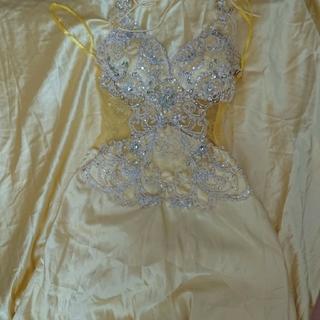 エンジェルアール(AngelR)のリュクススタイル スリットロングドレス(ロングドレス)