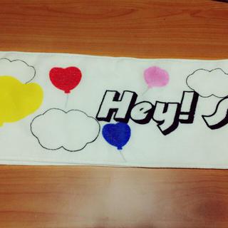 Hey!Say!JUMP タオル (アイドルグッズ)