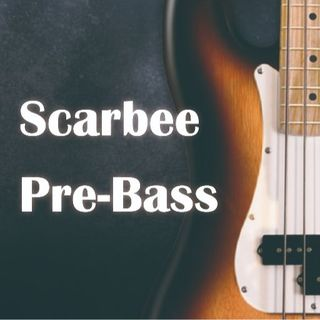 Scarbee Pre-Bass  Native Instruments(ソフトウェア音源)