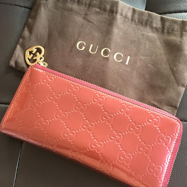 chanel 時計 レプリカ androp - Gucci - 美品 GUCCI 長財布の通販 by shop