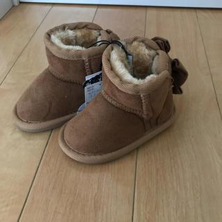 シマムラ(しまむら)のベビー ムートン ブーツ(ブーツ)