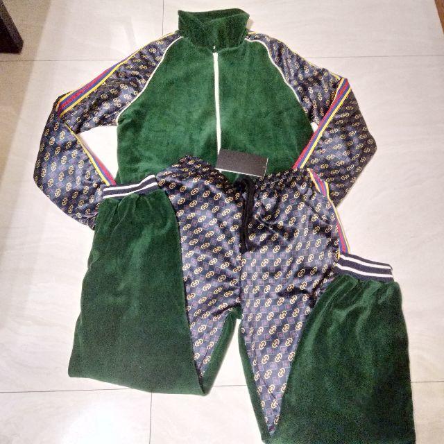 ベルトサンダー - Gucci - GUCCI グッチ バイマテリアル オーバーサイズ ジャケットパンツの通販 by シンタロウ's shop