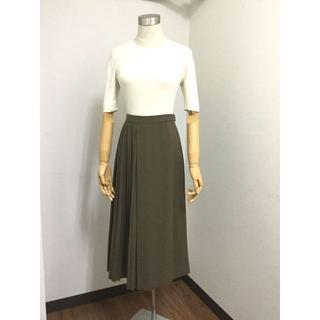 セオリー(theory)の今季 セオリー♡ カットソ- スカート 2点セット Sサイズ(ロングスカート)