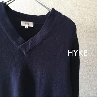 ハイク(HYKE)の【アール様】HYKE コットンカシミアニット(ニット/セーター)