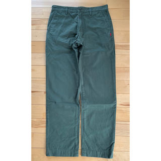 W)taps - wtaps ex35 trousers.cotton chino khaki