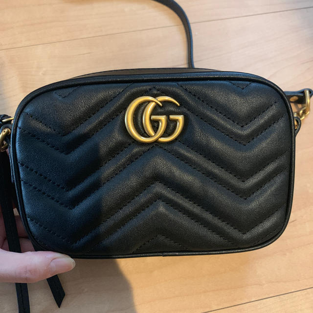 gucci ピアス スーパーコピー 時計 - Gucci - GUCCI マーモント ミニバックの通販 by a's shop