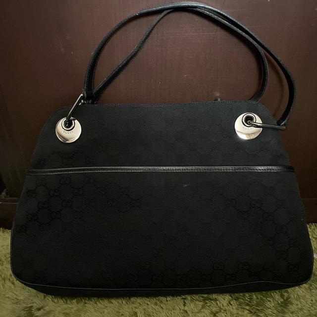 バーバリーブラックレーベル - Gucci - GUCCI ハンドバッグ 自宅保管商品の通販 by syunmako's shop